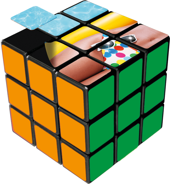 Rubik Cube Werbegeschenk