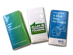 Klassik-Taschentücher / 10 Tissues