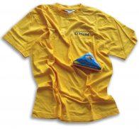 Gepresste T-Shirts