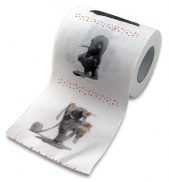 Toilettenpapier / Klopapier bedruckt