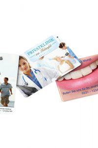 zahnseiden karte dentocard