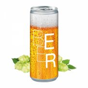 Bier 250 ml Dose