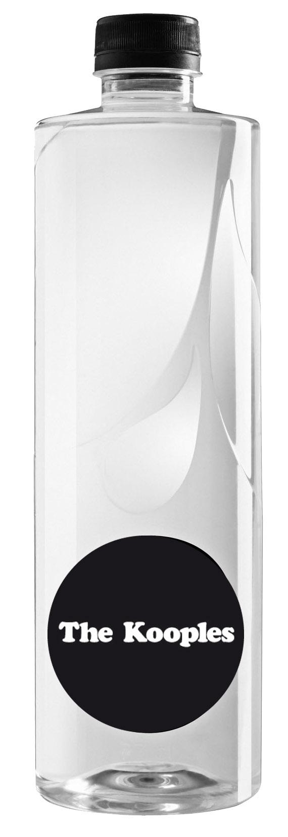 777 ml design messe flasche