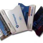 CardGuard Bankkarten Cchutzhülle