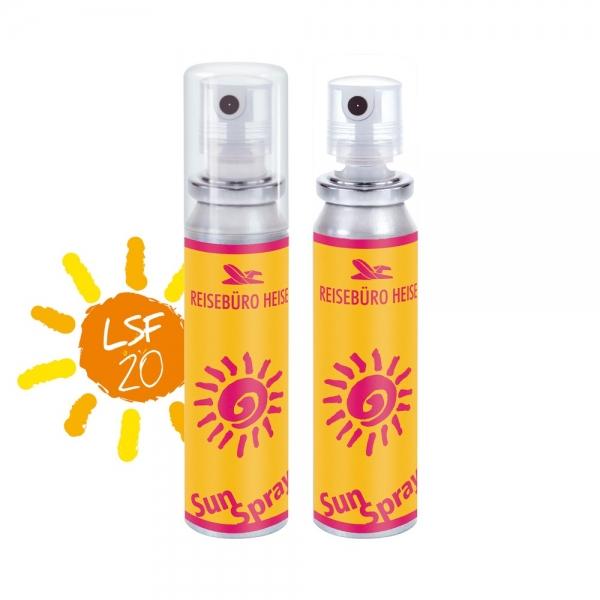 20 ml Spray Sonnencreme