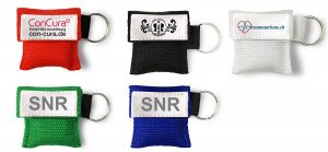 Standard Farben CPR Maske