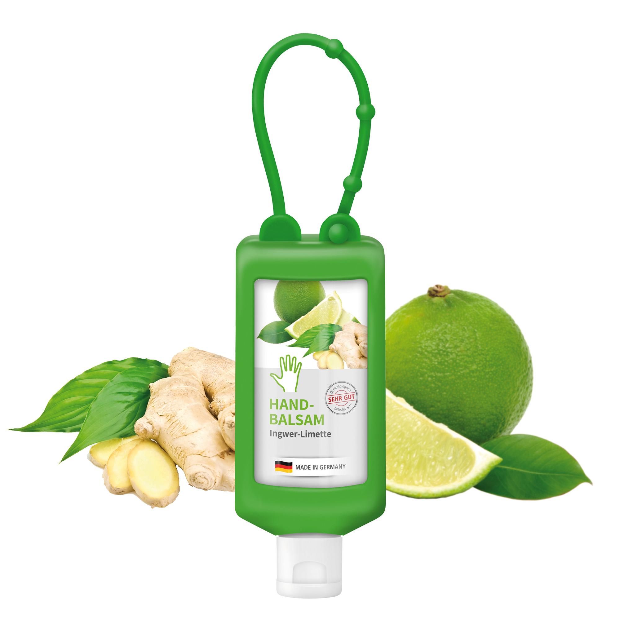 50 ml Handbalsam Tube Ingwer Limette
