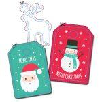 Duftanhänger Frohe Weihnachten
