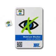 WebCam Sticker Abdeckung mit Aufdruck