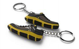 3D PVC Schlüsselanhänger